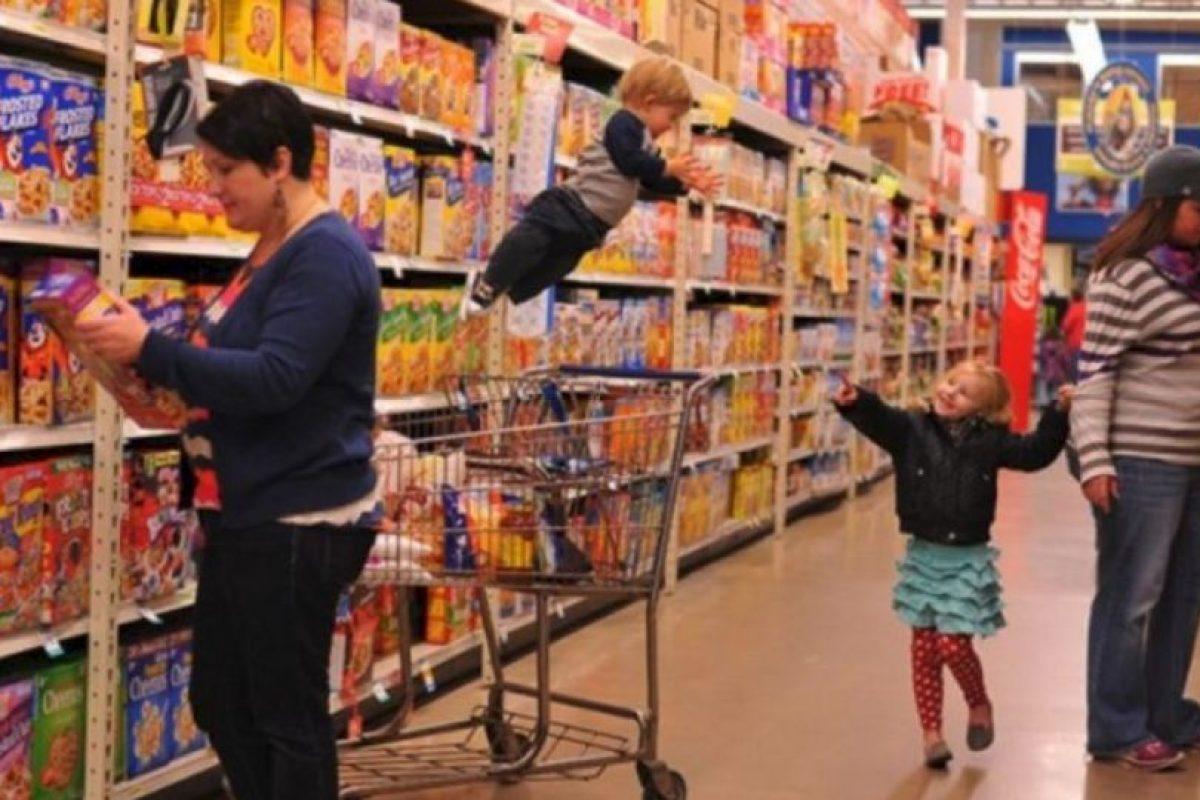 """Un padre demuestra que su hijo con """"Síndrome Down puede """"volar"""" Foto:Vía thatdadblog.com"""