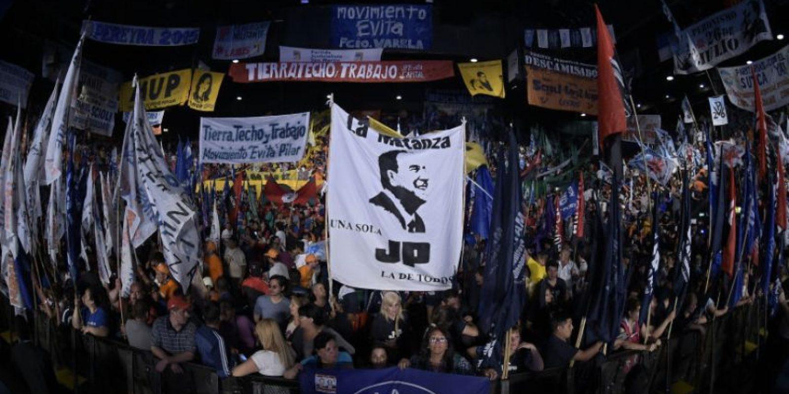 Este domingo, los argentinos irán a las urnas para elegir a su próximo presidente. Foto:AFP