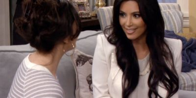 """En 2012, Kim Kardashian realizó un cameo en la serie """"Last Man Standing"""". Foto:ABC"""
