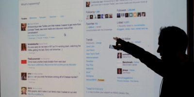 61% del total de tuits están en inglés. Foto:Getty Images