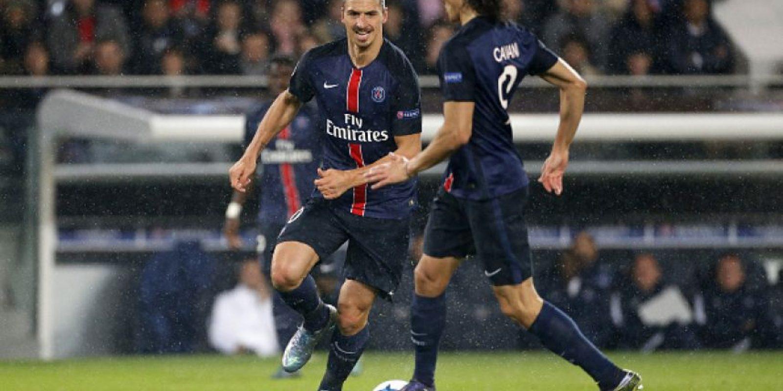 LIGUE 1: PSG (1) vs. Saint Etienne (4) en Parc des Princes Foto:Getty Images