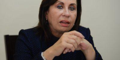 """Sandra Torres: """"En nuestros datos hay un empate técnico"""""""