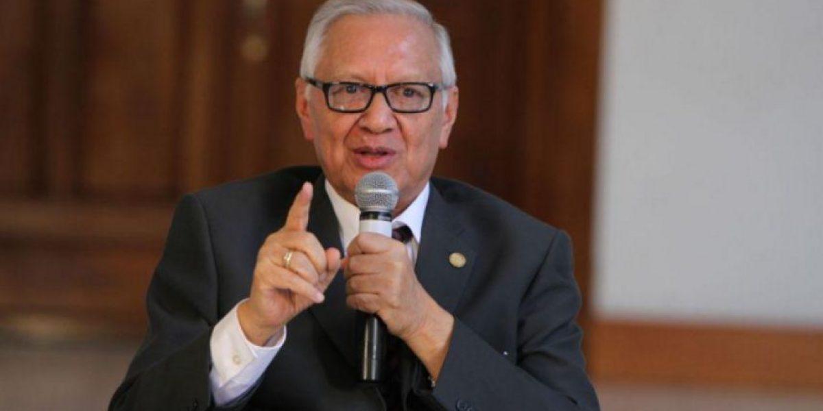 Este domingo más de 7 millones elegirán al sucesor de Alejandro Maldonado