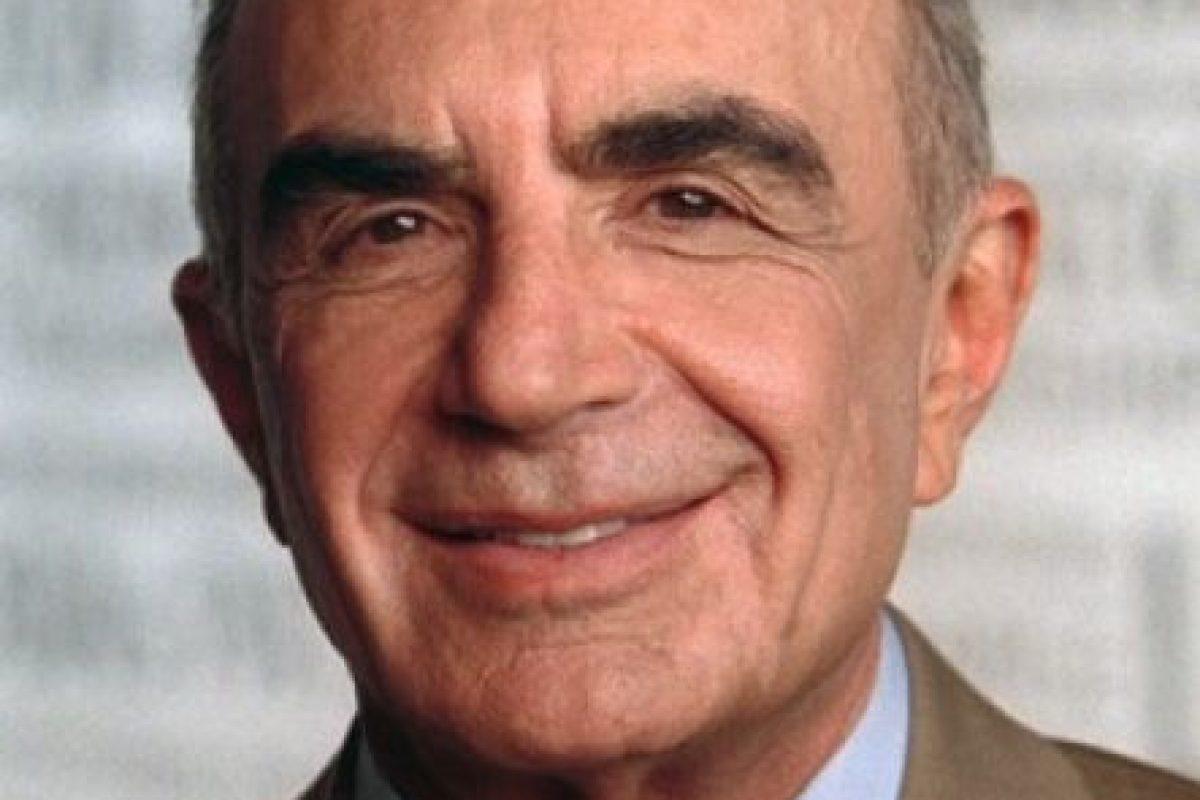 El verdadero Robert Shapiro Foto:Wikipedia