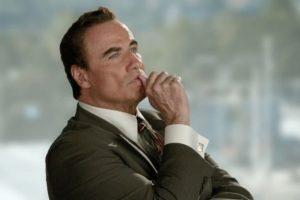 Travolta tras su caracterización. Foto:IMDB
