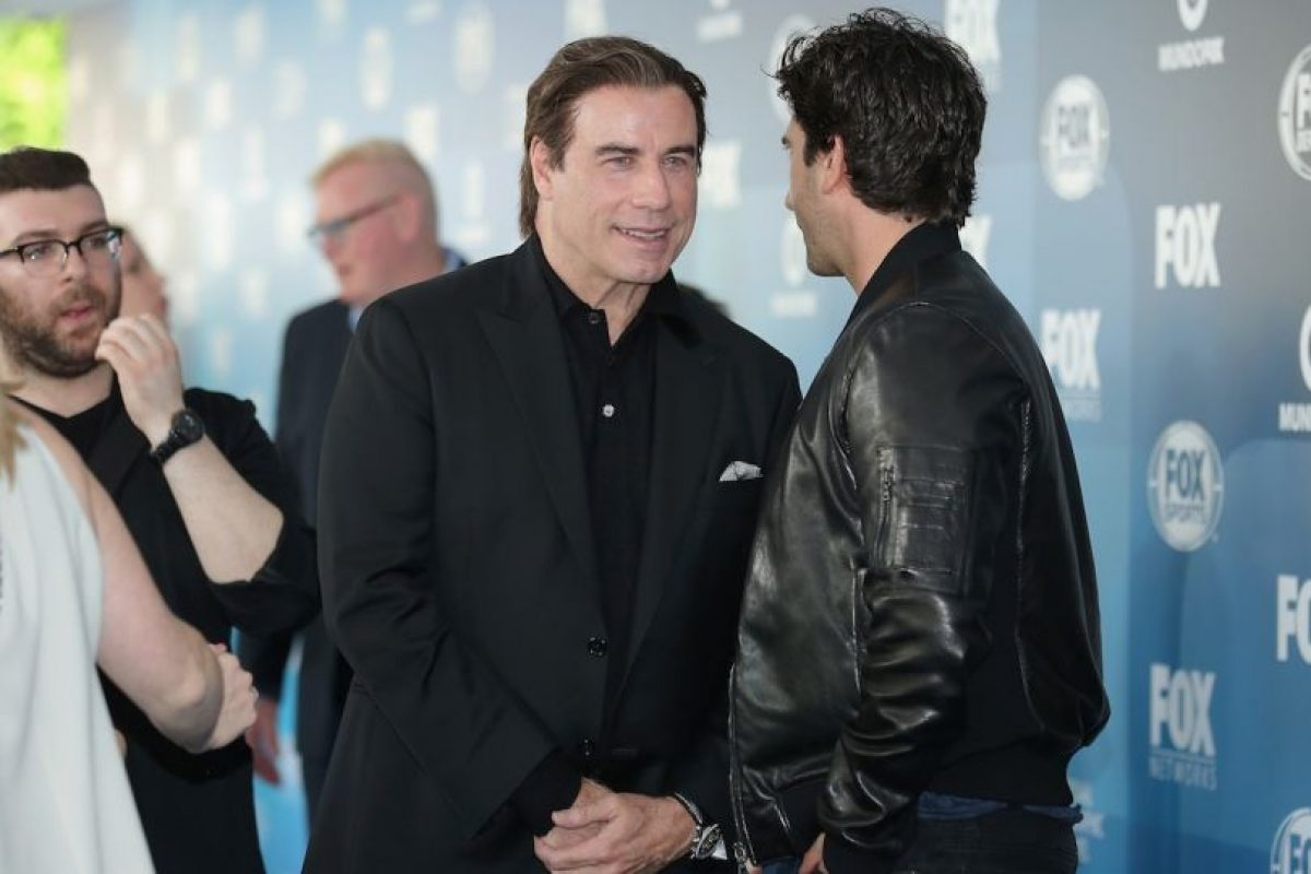 John Travolta le da vida al abogado Robert Shapiro. Foto: Getty Images