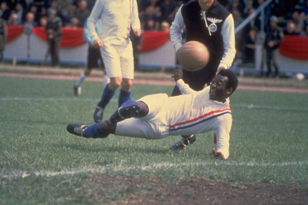 """""""Un penal es una manera cobarde de marcar un gol"""". Foto:Getty Images"""