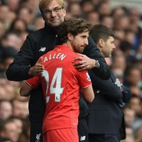 PREMIER LEAGUE: Liverpool (10) vs. Southampton (8) en Anfield Foto:Getty Images
