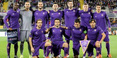 SERIE A: Fiorentina (1) vs. Roma (2) en Estadio Artemio Franchi Foto:Getty Images