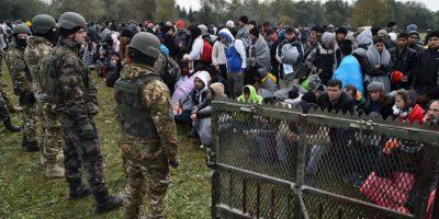 Sin embargo, casi dos meses después, Natasha Bertaud, vocera de la Comisión Europea, dijo en conferencia de prensa que solamente se han ofrecido 854 plazas para refugiados y 86 refugiados han sido reubicados en Europa. Foto: Getty Images