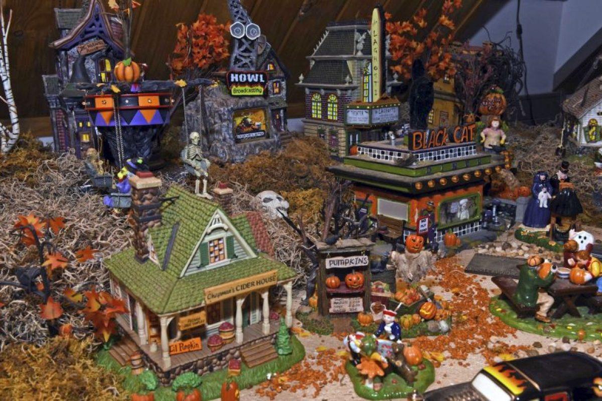La policía estadounidense advierte sobre los dulces que los niños pueden recibir este Halloween Foto:AFP