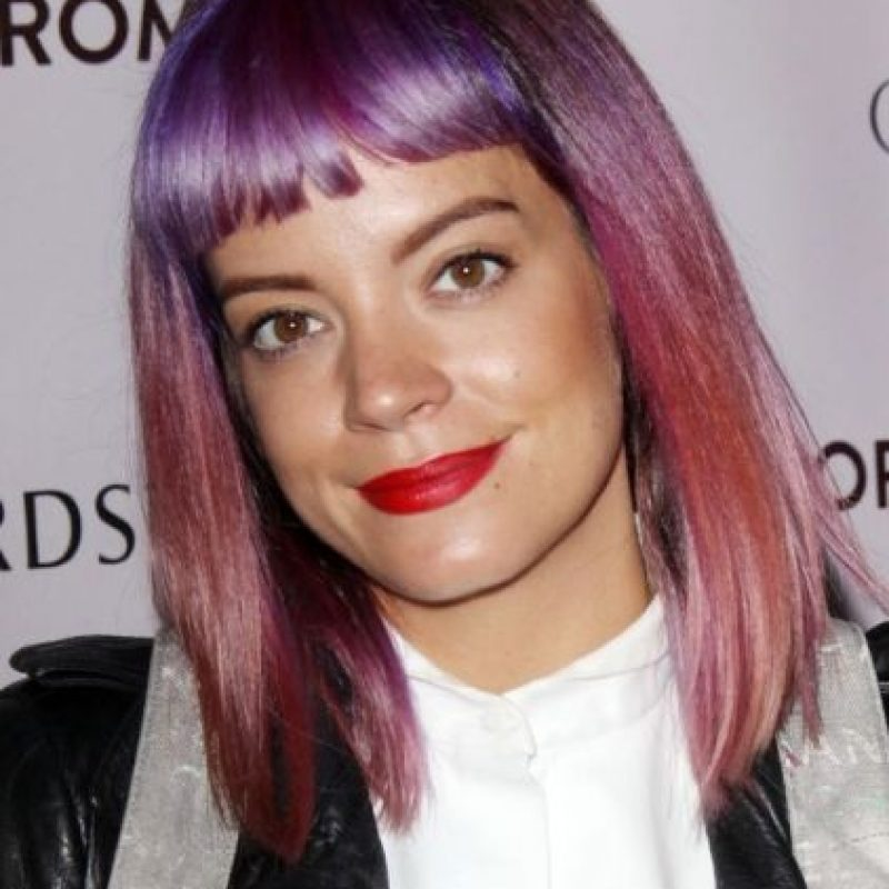 5. Lily Allen Foto: Getty Images