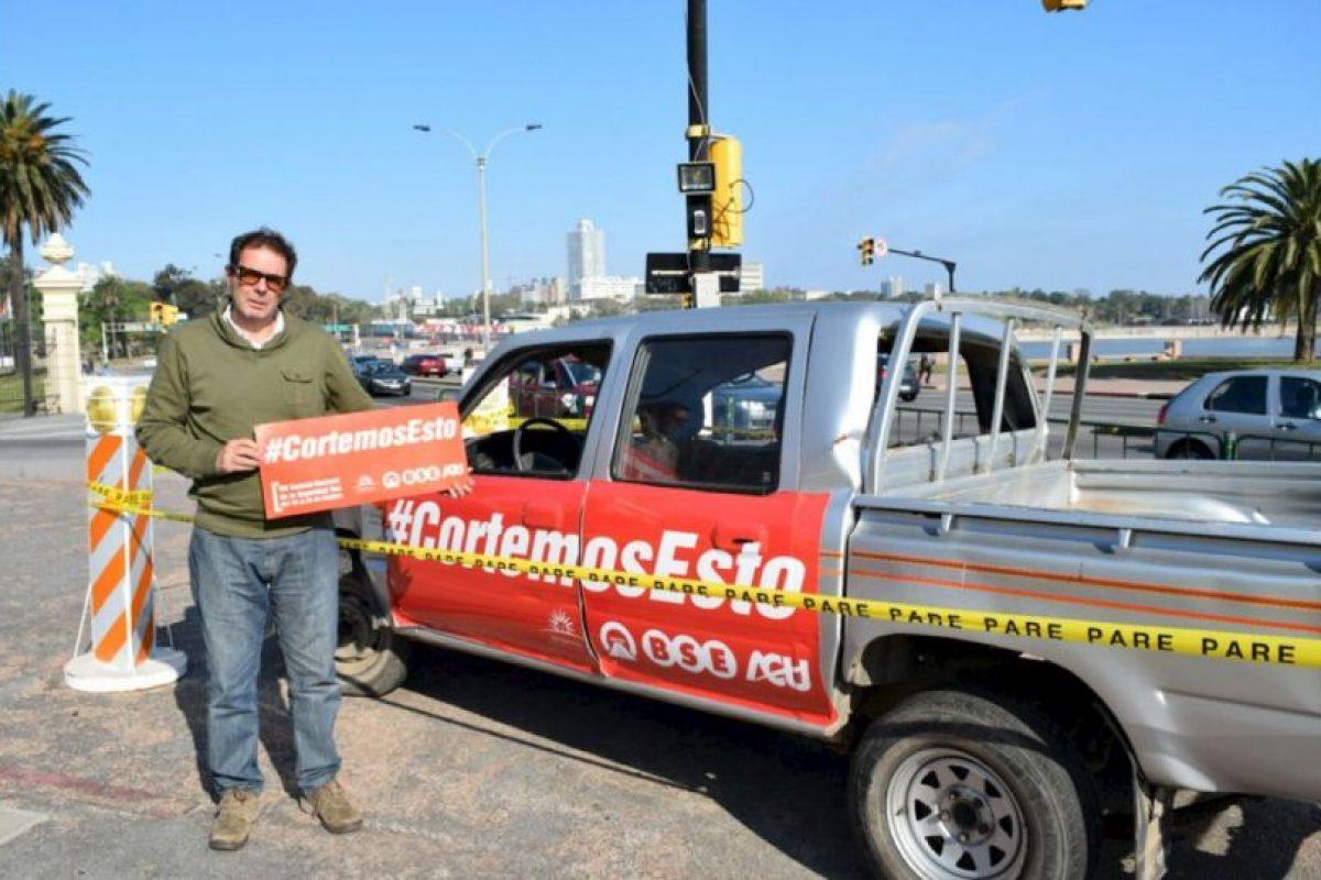 Con el hashtag #CortemosEsto se viralizó la campaña Foto:Vía Twitter @UNASEV