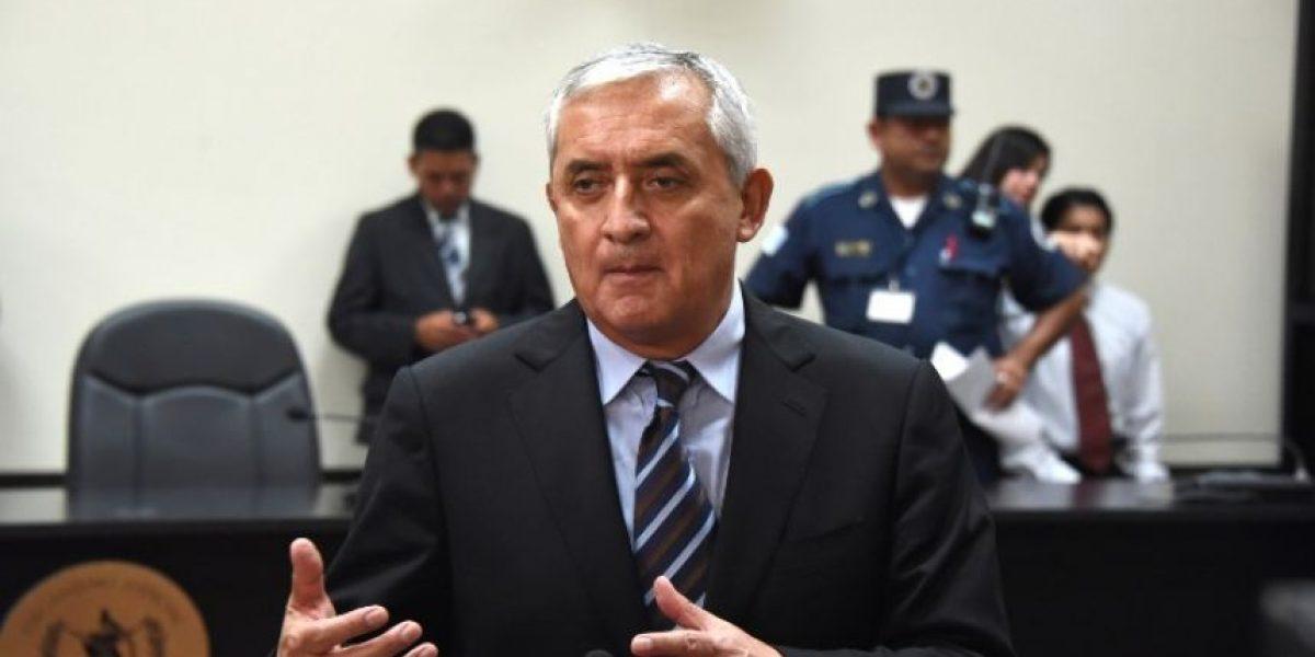 Otto Pérez explicó en entrevista qué necesita el próximo presidente de Guatemala