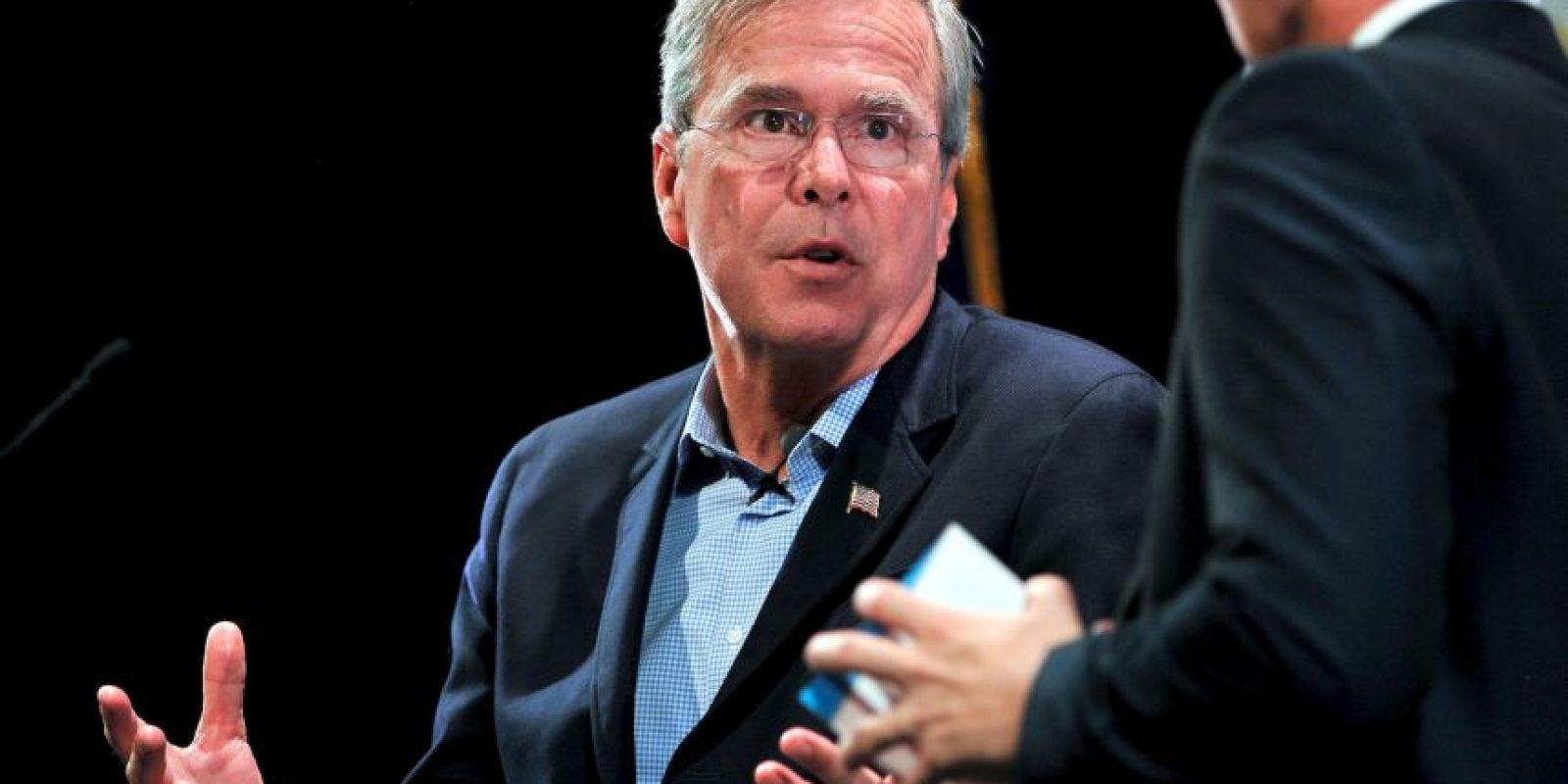 Bush también confesó que le gustaría ser dueño de Marvel, como alguien que cree en el capitalismo. Foto:AFP