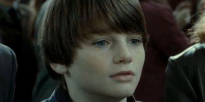 """Arthur Bowen interpretó al segundo hijo de """"Harry"""" y """"Ginny Weasley"""". Foto:vía twitter.com/newbouldhap"""
