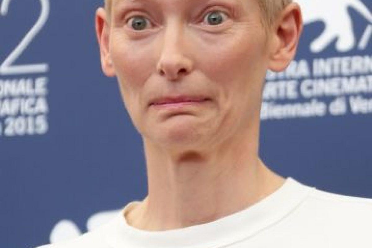 La actriz no solo se siente orgullosa de su tercer pezón… Foto:Getty Images