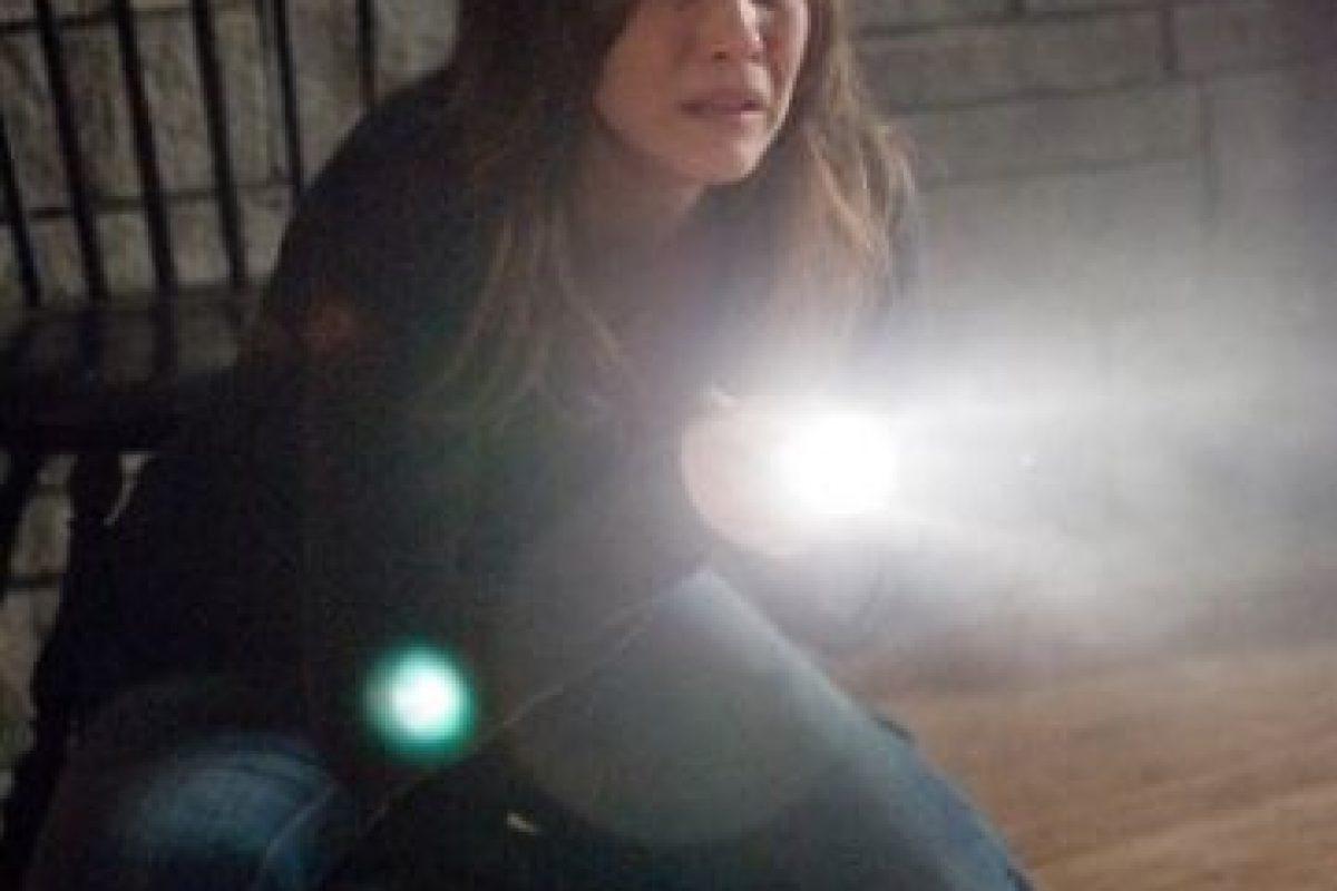 """La actriz le dio vida a """"Kate Coleman"""", la madre de esta familia que se encariña con """"Esther"""" tras conocerla en el orfanato. Foto:IMDB"""