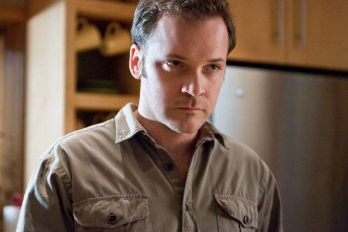 """Su papel fue el de """"John Coleman"""", el padre de esta familia que se ve afectada por la llegada de """"Esther"""". Foto:IMDB"""