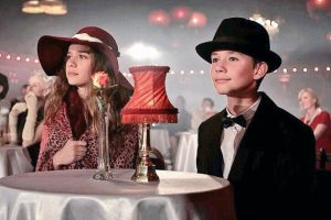 """Su último proyecto es el cortometraje """"Dreaming of Peggy Lee"""". Foto:vía twitter.com/RealAryanaE"""