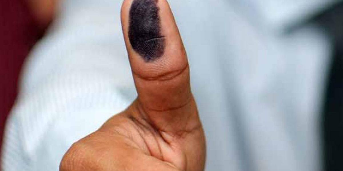 ¿Puedes votar mañana si no lo hiciste en la primera vuelta?