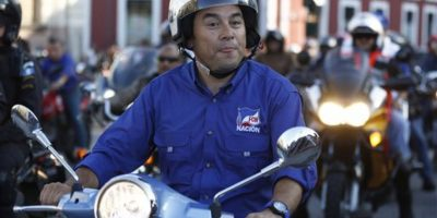 """Jimmy Morales: """"Si pierdo seguiré en la política"""""""