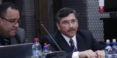 Juez beneficia a Edgar Barquín con arresto domiciliario