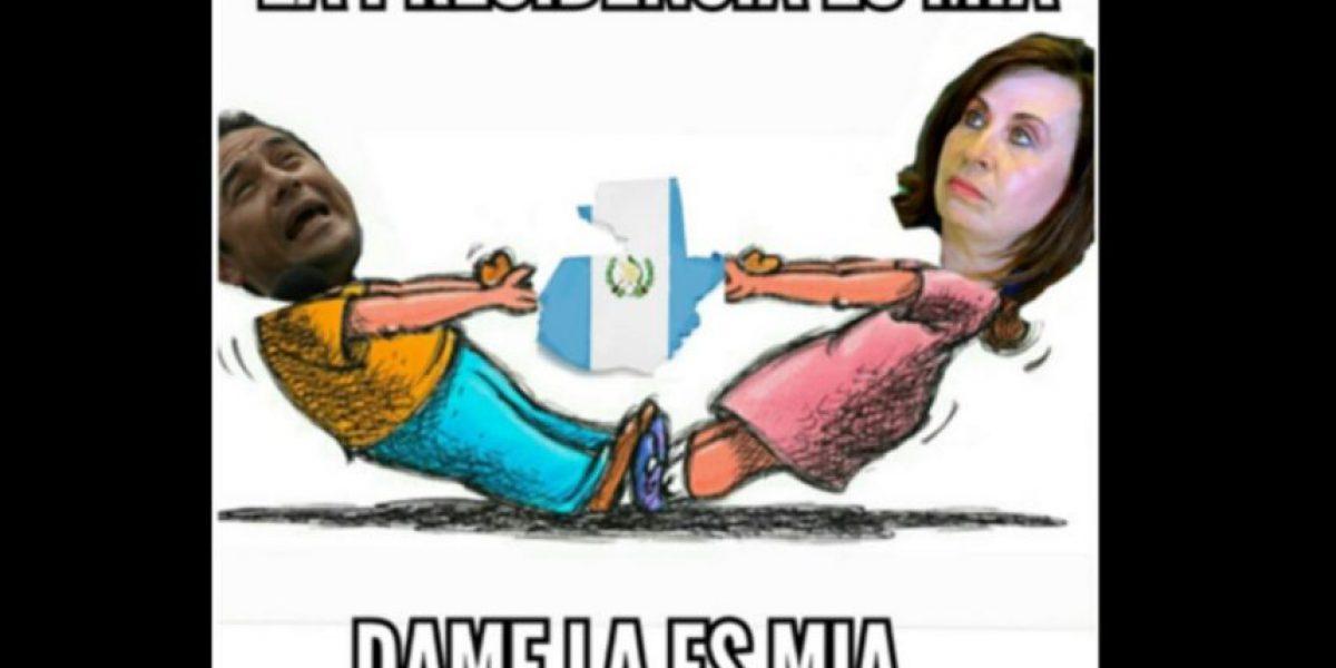 Los mejores memes de los candidatos a la presidencia, Sandra y Jimmy