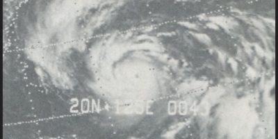 Tifón Nina de 1975. El tifón más devastador de la historia de China. Murieron 200 mil personas. Foto:Vía Wikimedia Commons