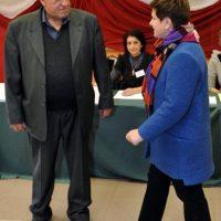 Se llevaron a cabo elecciones parlamentarias, donde ganó la mayoría la derecha del país. Foto:AFP