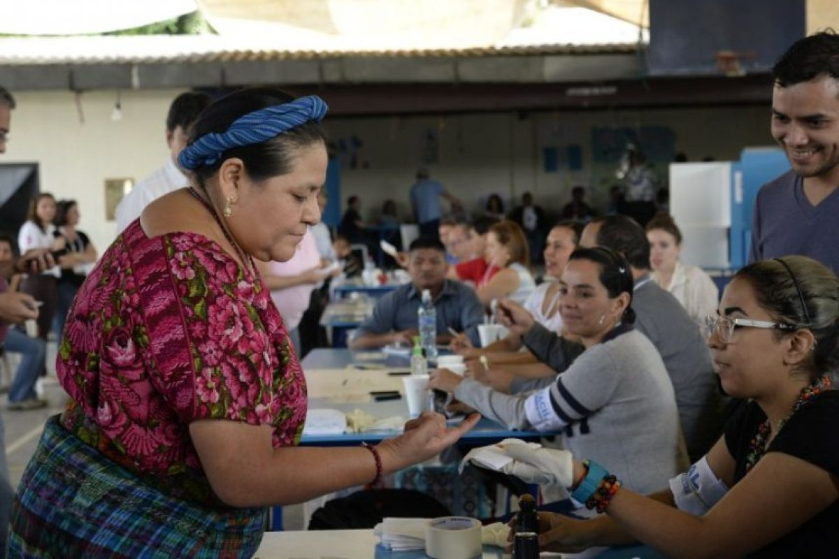 1. Guatemala Foto:AFP