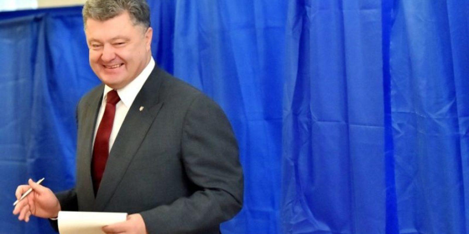 5. Ucrania Foto:AFP