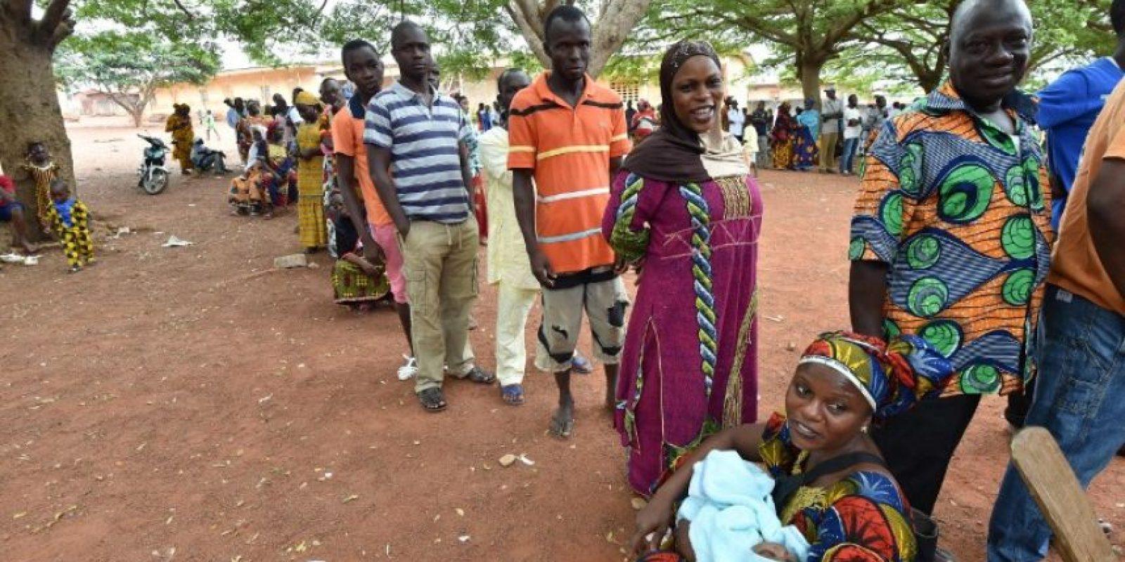 8. Costa de Marfil Foto:AFP