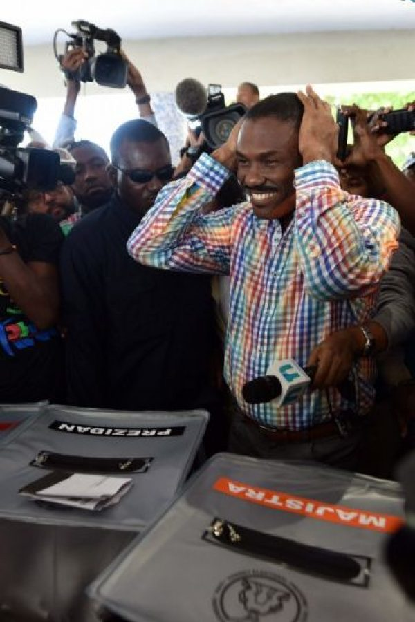 3. Haití Foto:AFP
