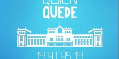 Hashtag #QuedeQuienQuede se convierte en Trending Topic