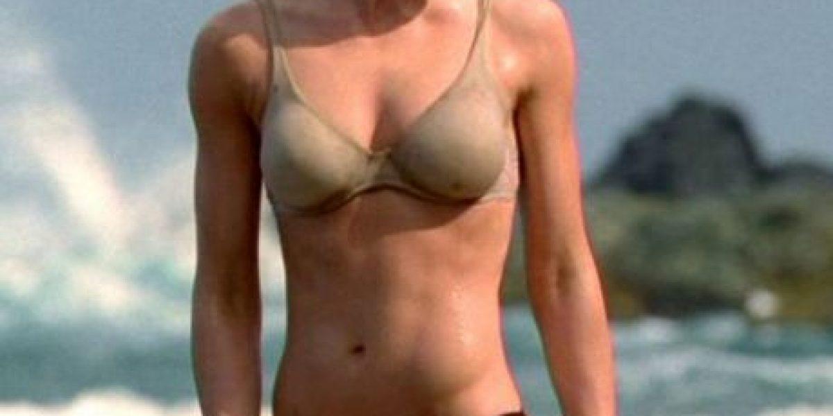 Evangelina Lilly orgullosa de su cuerpo