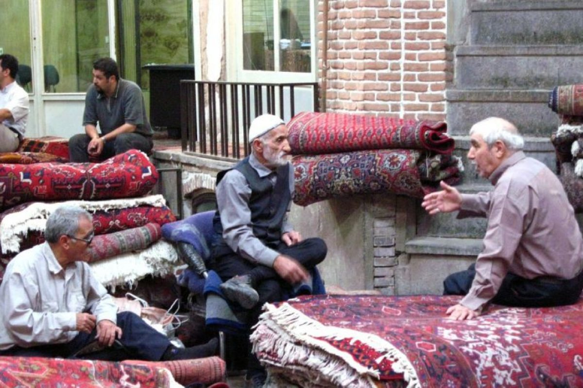 1. De acuerdo con el informe Bagdad, Iraq, es hasta ahora la peror en el mundo Foto:Vía Flickr.com