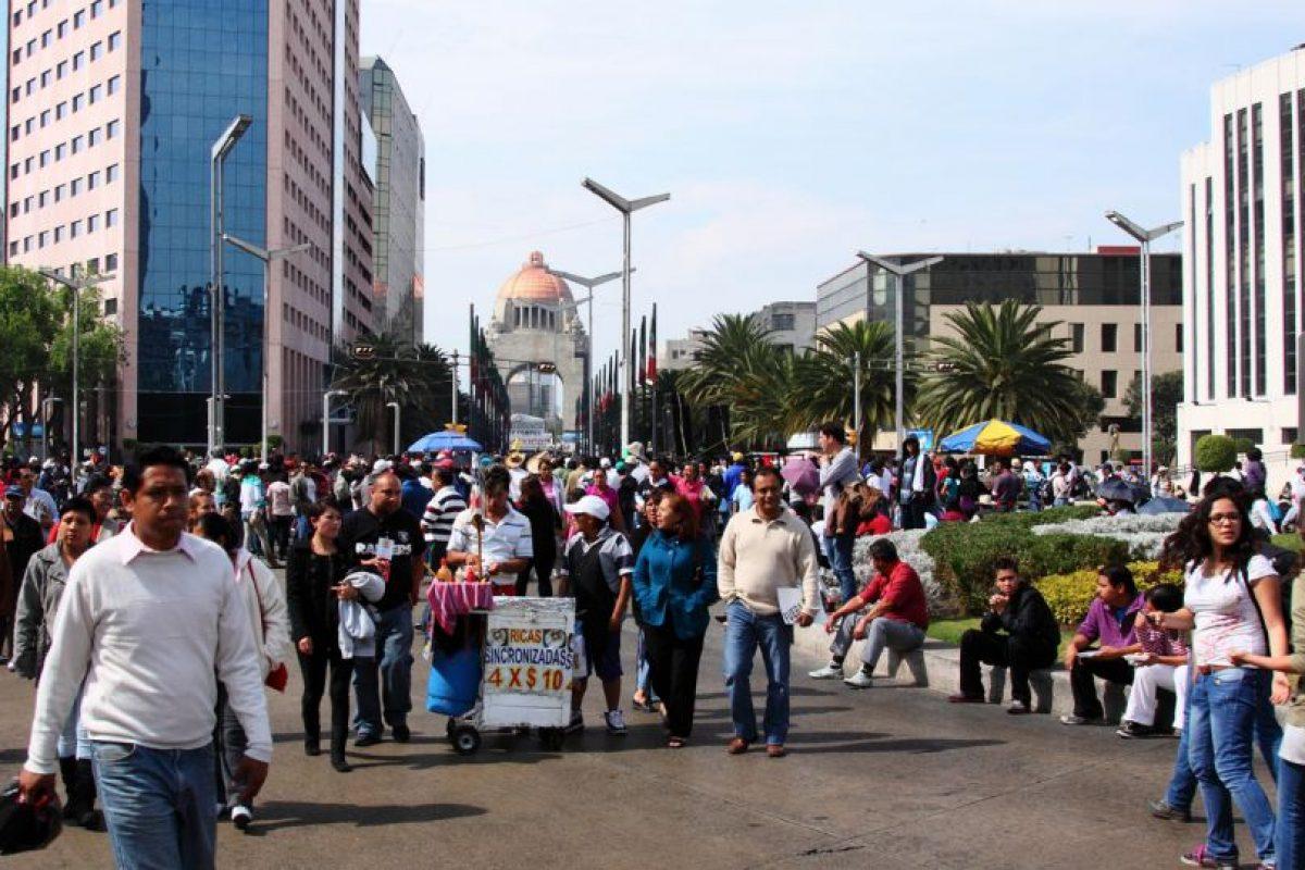 6. Ciudad de México, México Foto:Vía Flickr.com