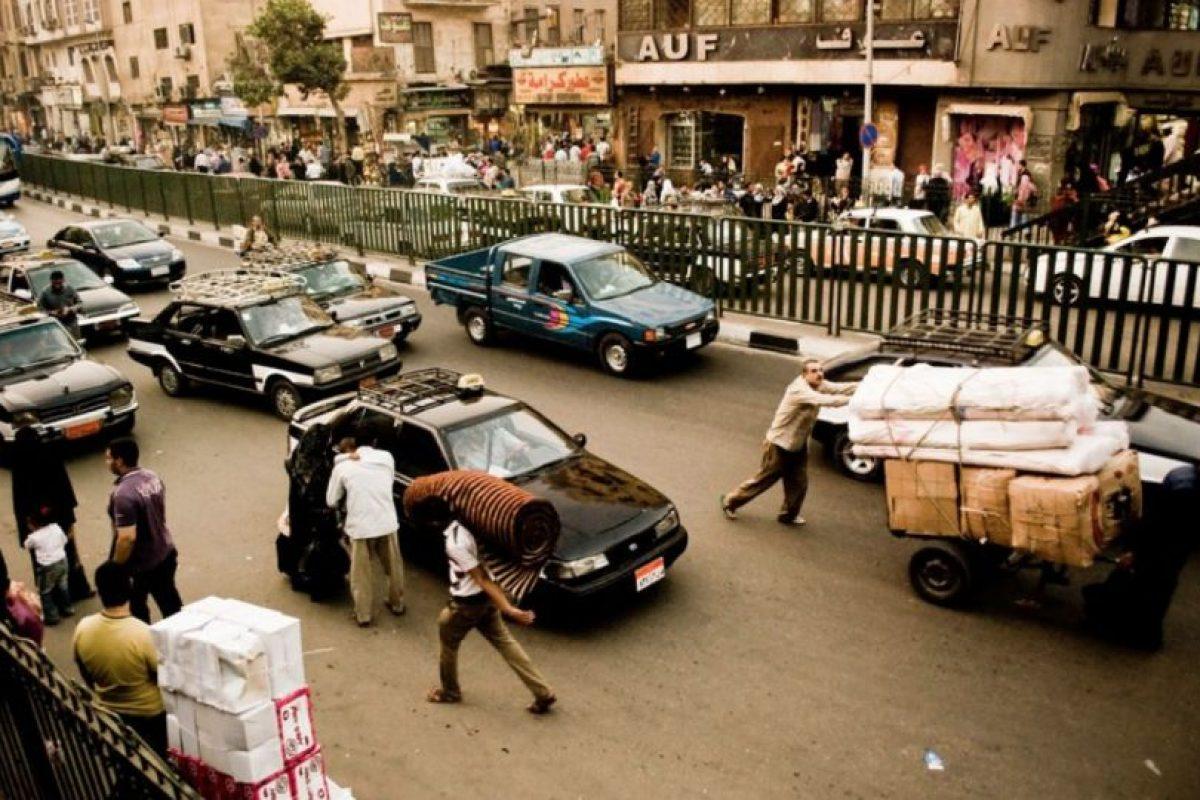 7. Cairo, Egipto Foto:Vía Flickr.com
