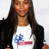 Zoe Saldana Foto: Getty Images