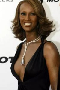 Iman Mohamed Abdulmajid Foto:Getty Images