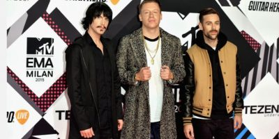 Mejor video: Macklemore and Ryan Lewis – Downtown Foto: Getty Images