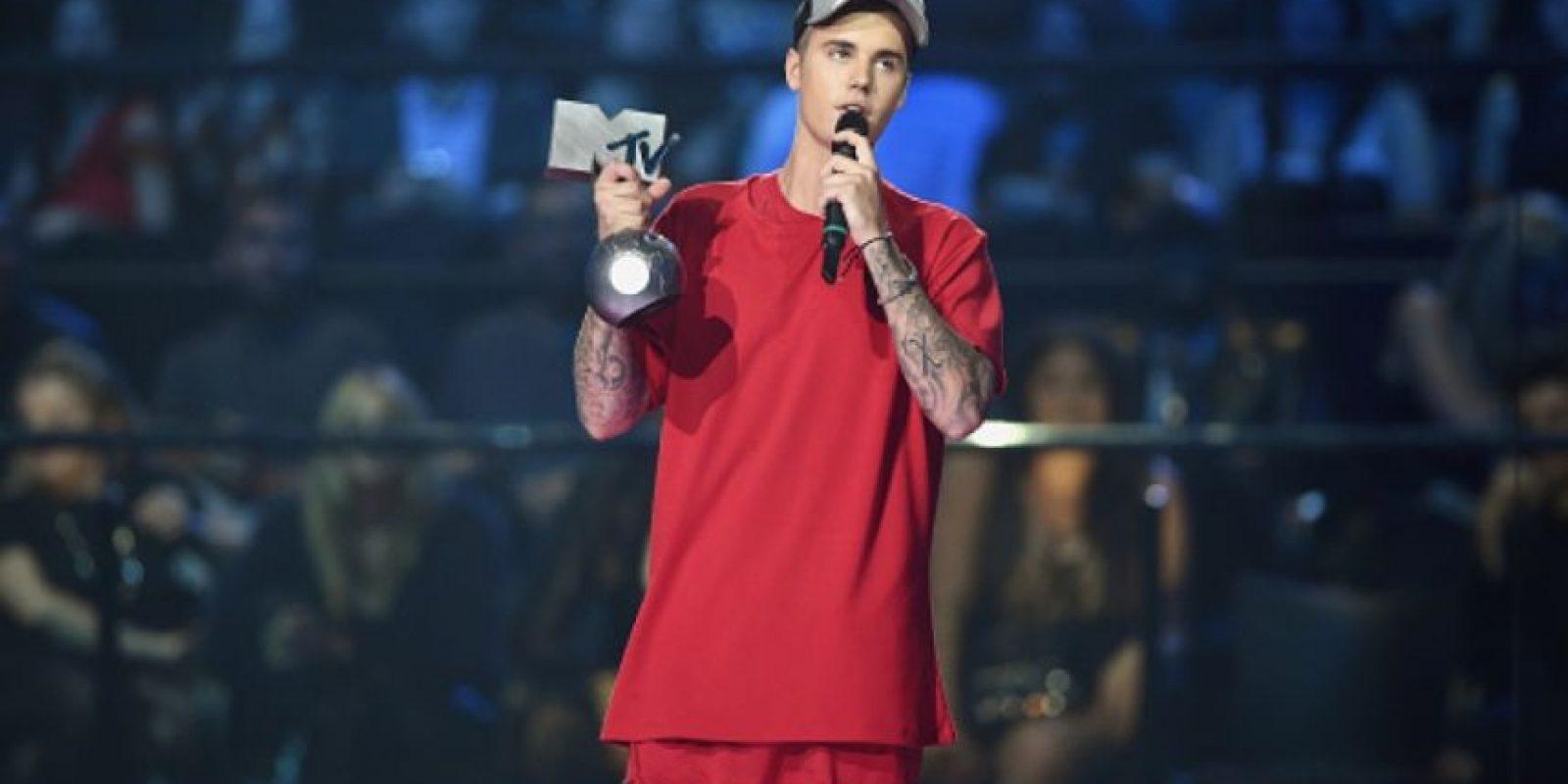 Mejor look: Justin Bieber Foto:Getty Images