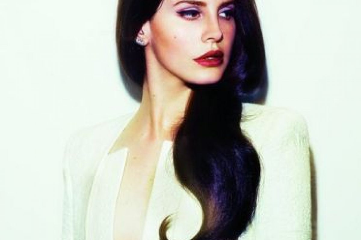 Mejor artista alternativo: Lana Del Rey Foto: Pinterest