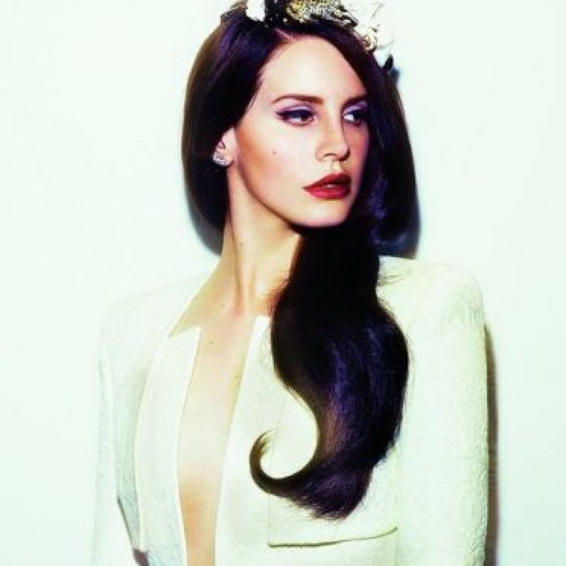 Mejor artista alternativo: Lana Del Rey Foto:Pinterest