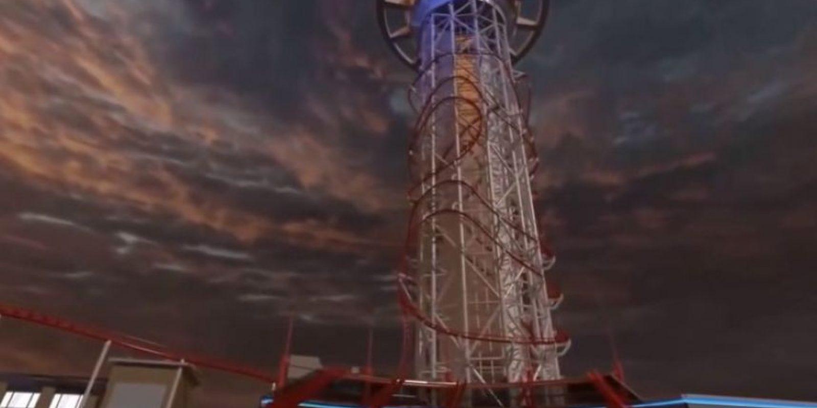 Alcanzará una velocidad de 105 kilómetros por hora (65 mph) Foto:Vía Youtube/animación