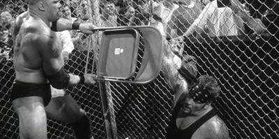 Brock Lesnar y Undertaker Foto:WWE