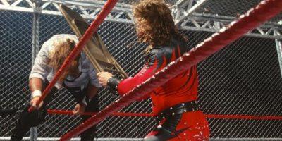 Kane vs. Manknd Foto:WWE