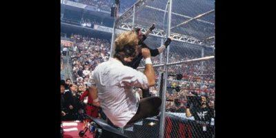 Mankind Foto:WWE