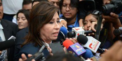 Sandra Torres reconoce el triunfo de Jimmy Morales